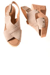 USED Franco Sarto Women's Shoes 7.5 Tan
