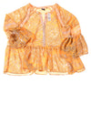 USED Soho Women's Top X-Large Mustard
