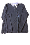 NEW Lands' End Men's Shirt X-Large Navy