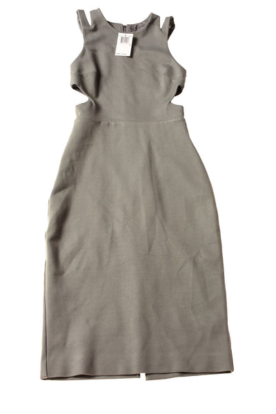 NEW French Connection Women's Dress 0 Green