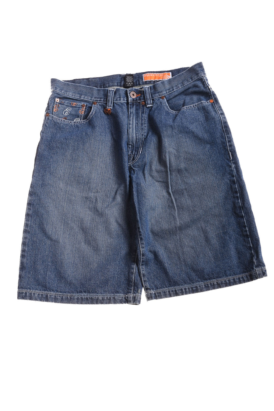 USED Enyce Men's Shorts 34 Blue
