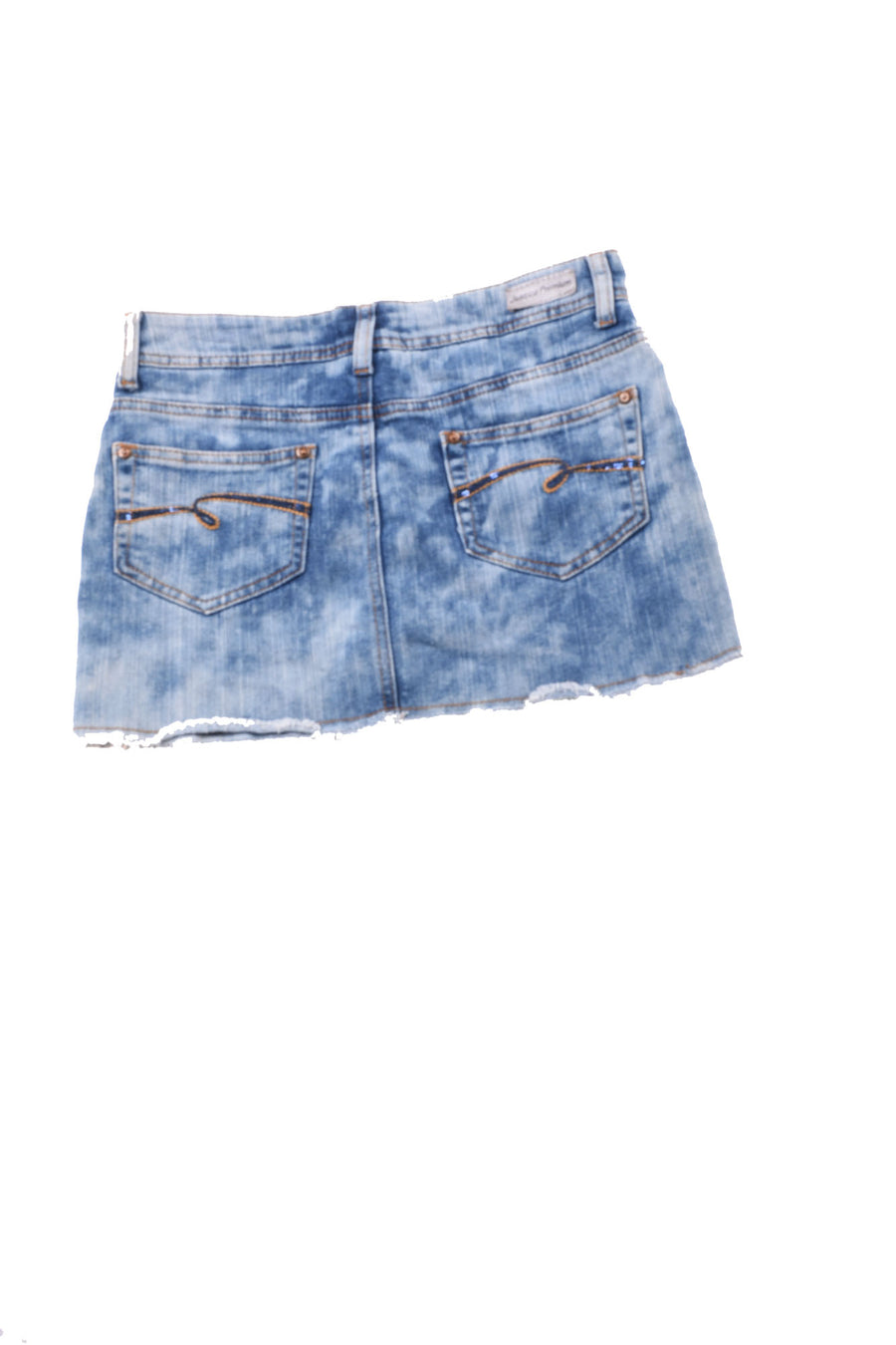 USED Justice Girl's Jeans 10 Blue