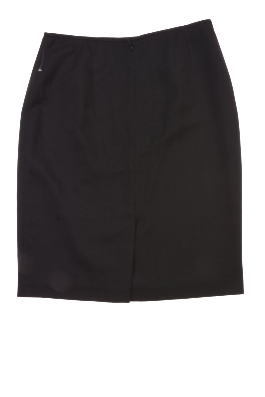 USED Le Suit Women's Skirt  10 Black