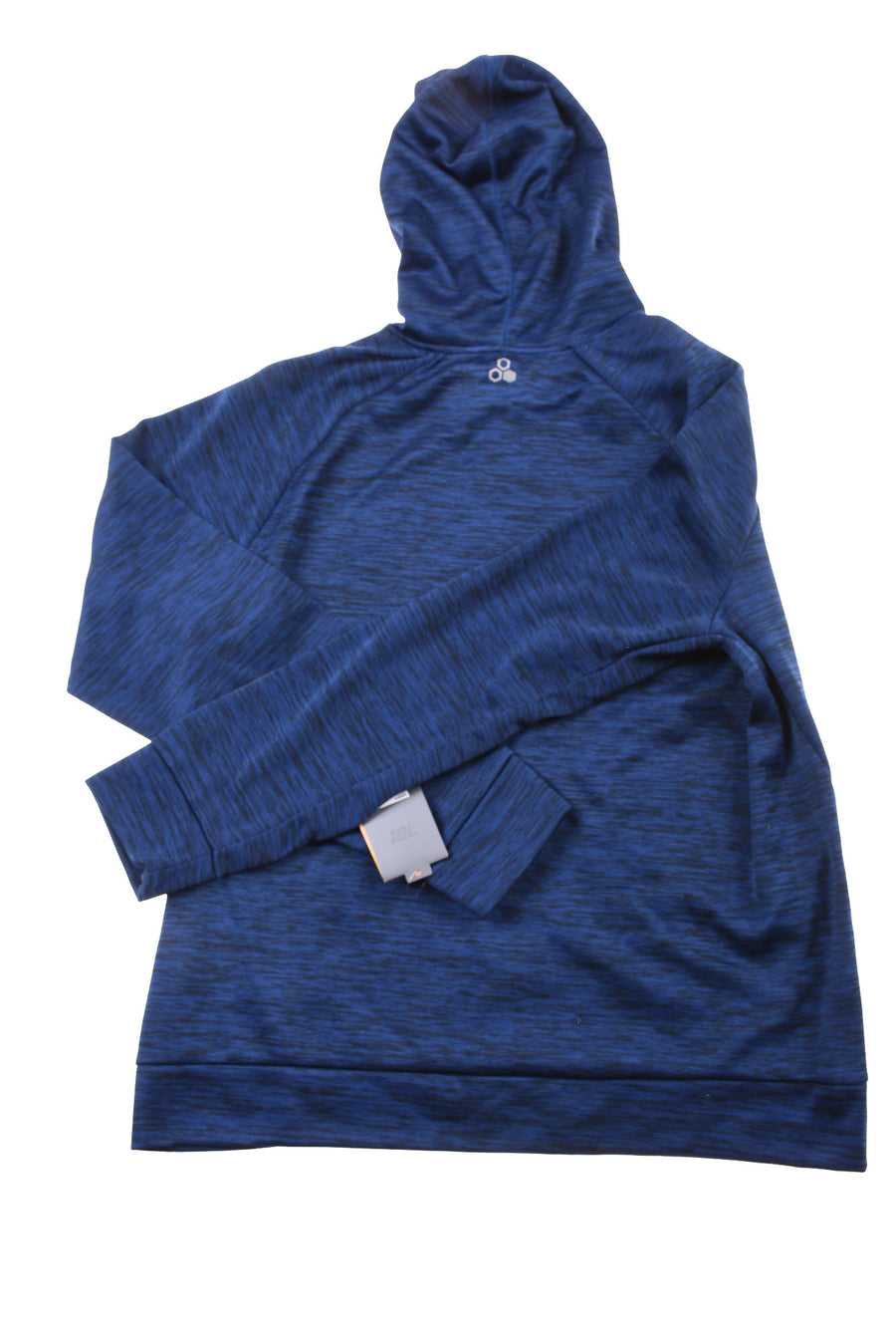 NEW Tek Gear Men's Sweatshirt X-Large Blue & Black