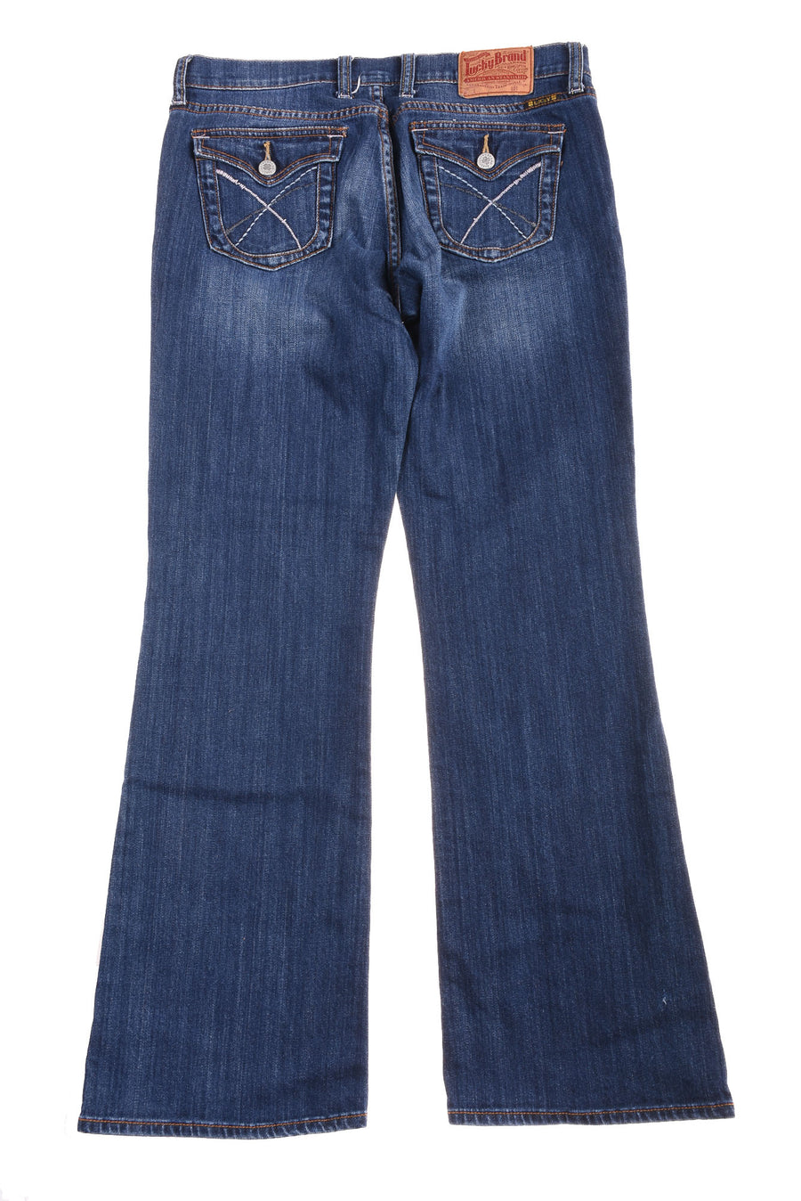 USED Lucky Brand Women's Jeans 8/29 Blue