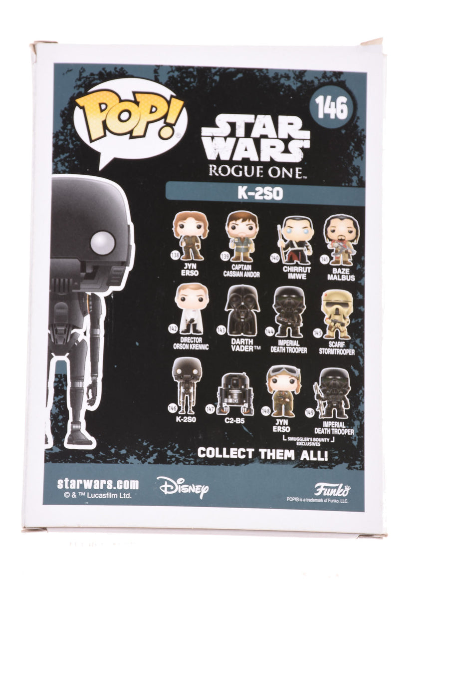 NEW Funko Star Wars Rogue One Figure N/A N/A