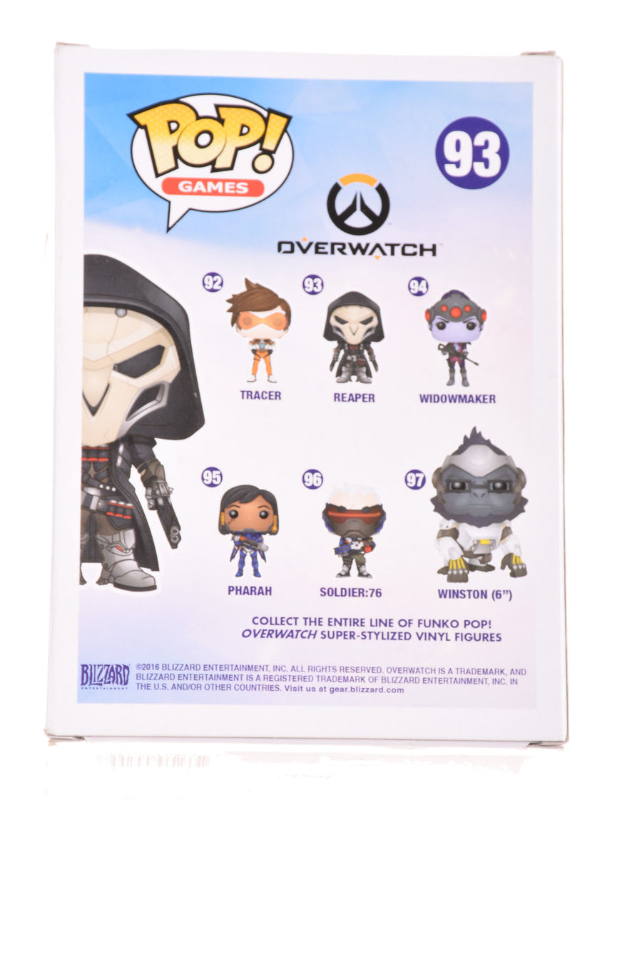 NEW Funko Overwatch Vinyl Figure N/A N/A