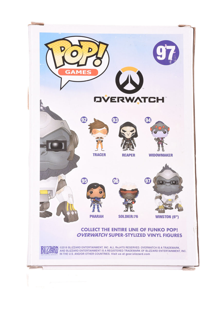 NEW Funko Overwatch Figure N/A N/A