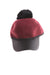 USED BCBG Maxazria Women's Hat One Size Maroon & Black