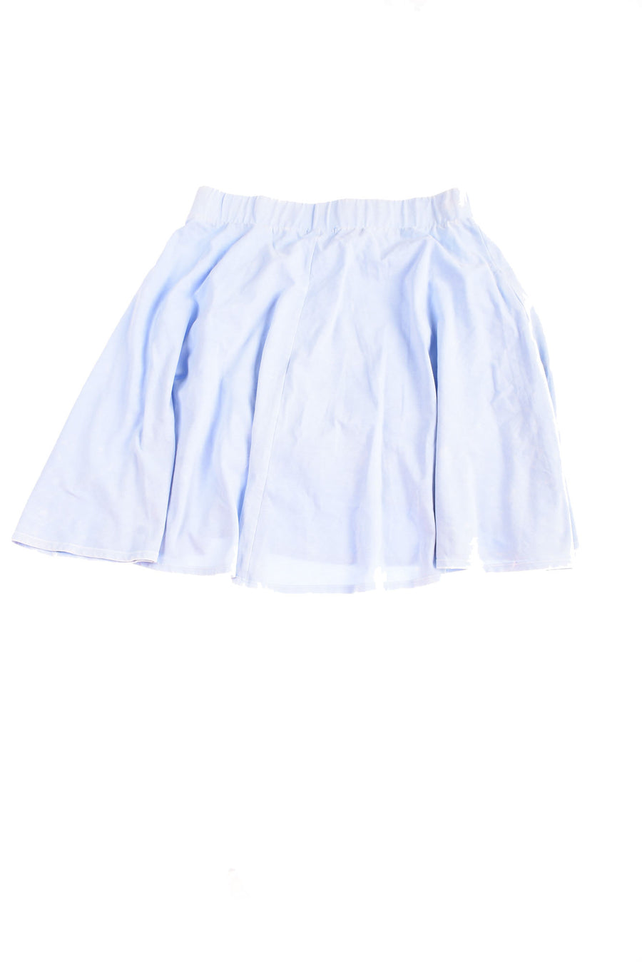 USED Torrid Women's Skirt 00 Powder Blue