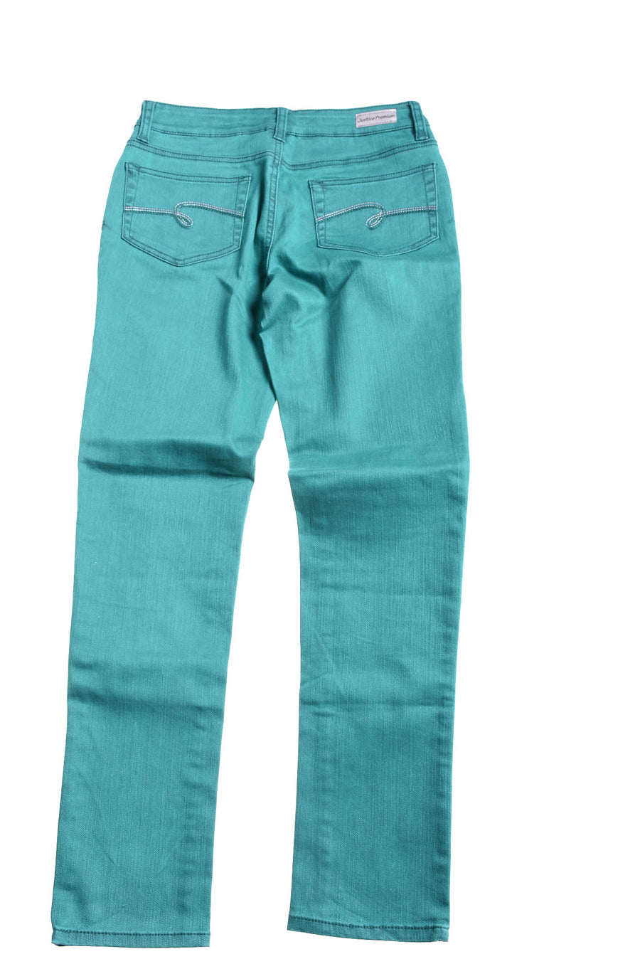 USED Justice Girl's Jeans 14.5 Blue