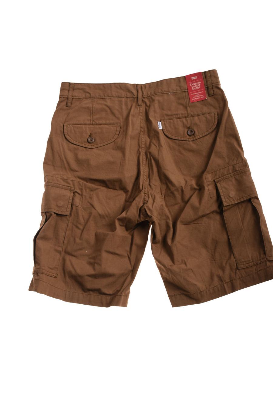USED Levi's Men's Shorts Brown 29