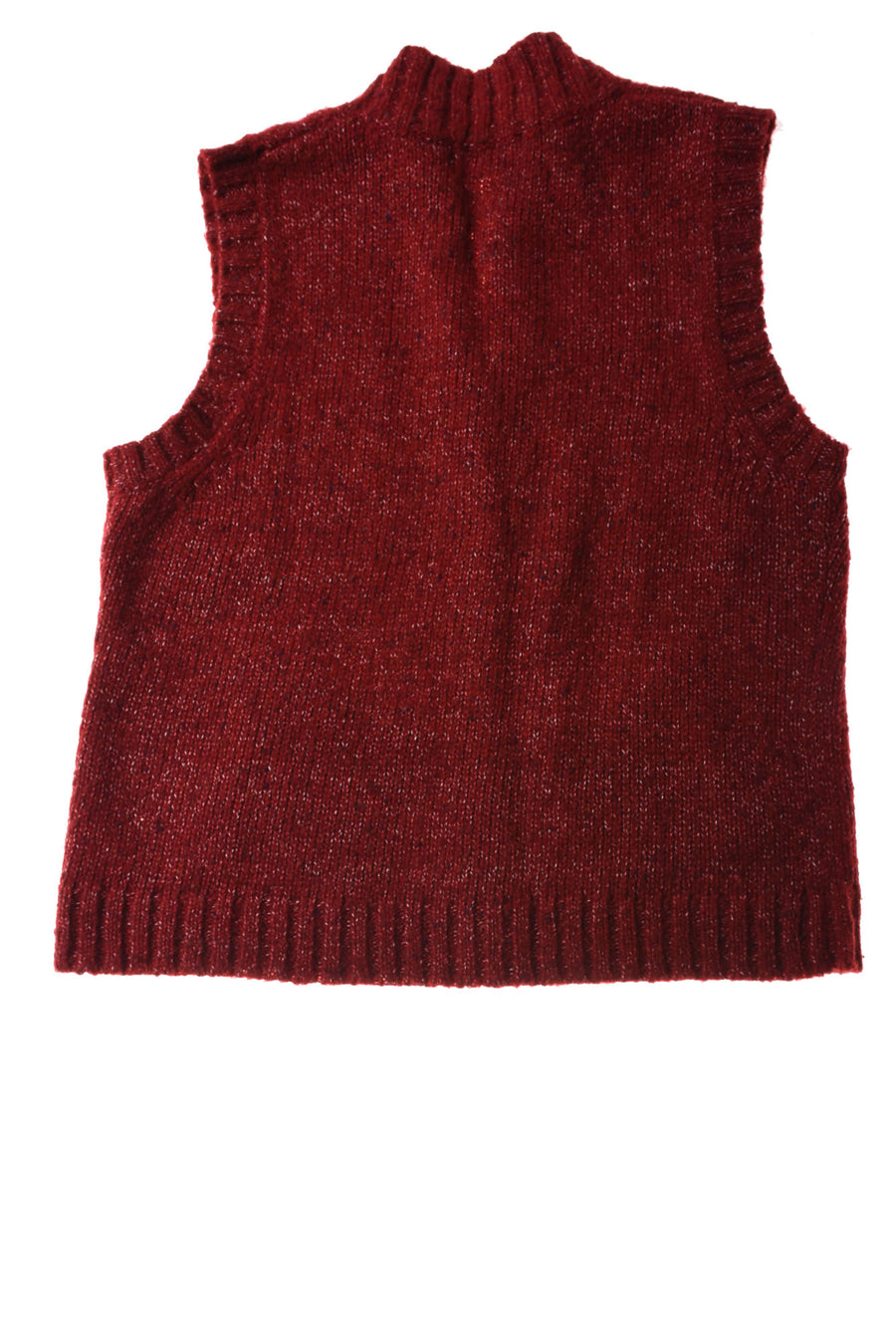USED Orvis Women's Vest Medium Red