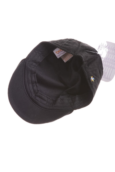 NEW Truly Scrumptious Girl's Hat 6.5 Black