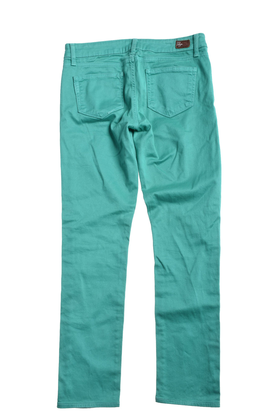 USED Paige Women's Pants Teal 28