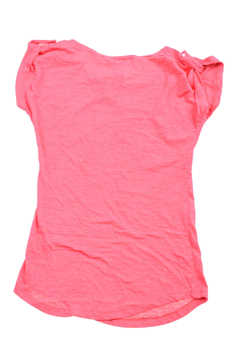 USED International Concepts Women's Shirt Small Pink