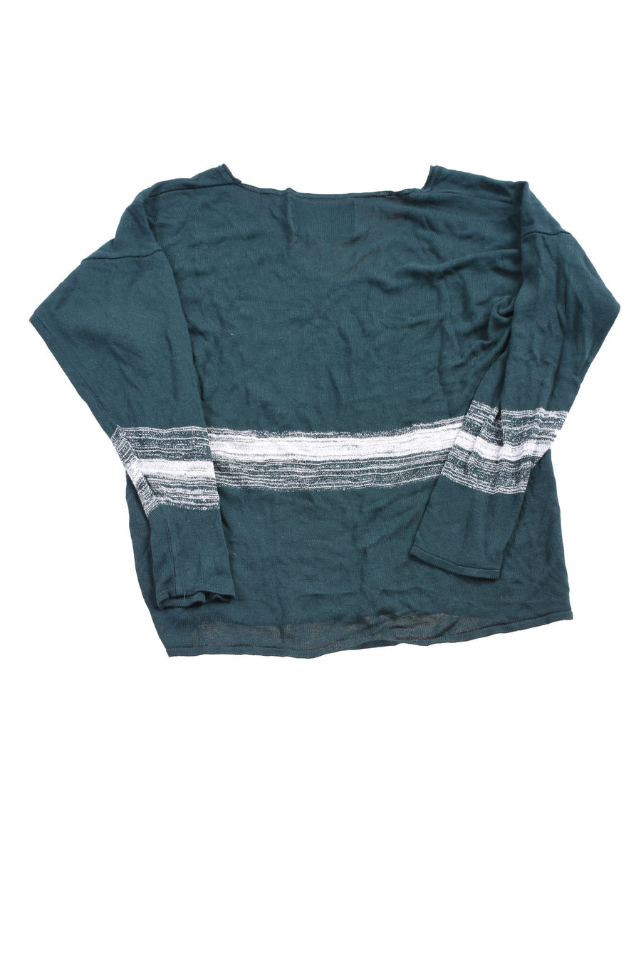 USED M. Rena Women's Shirt Large Dark Green
