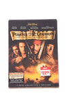 Pirates of The Caribbean DVD By Disney