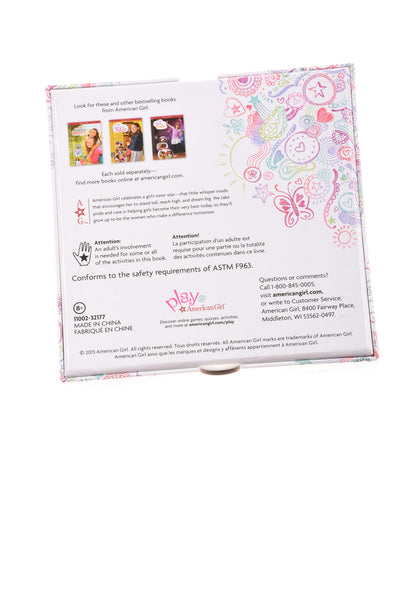 USED  American Girl Activity Box N/A N/A