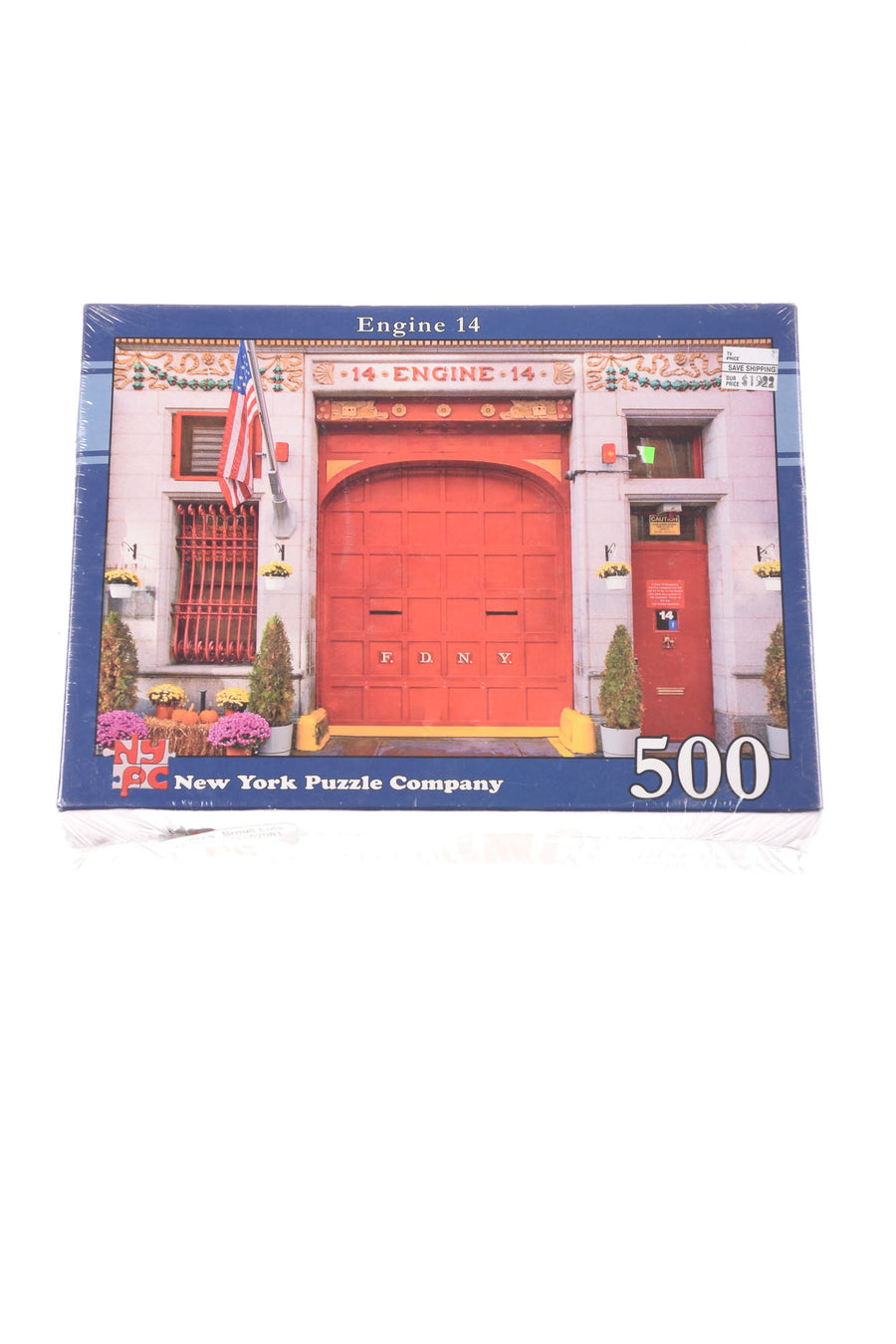 Puzzle By New York Puzzle Company
