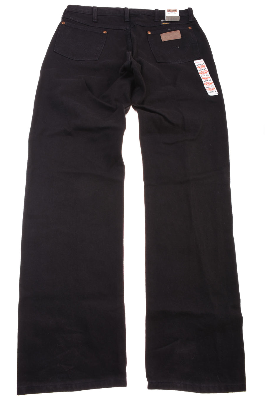 NEW Wrangler Men's Pants 34x34 Black