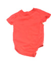 USED Little Tots Baby Boy One Piece 9 Months Red