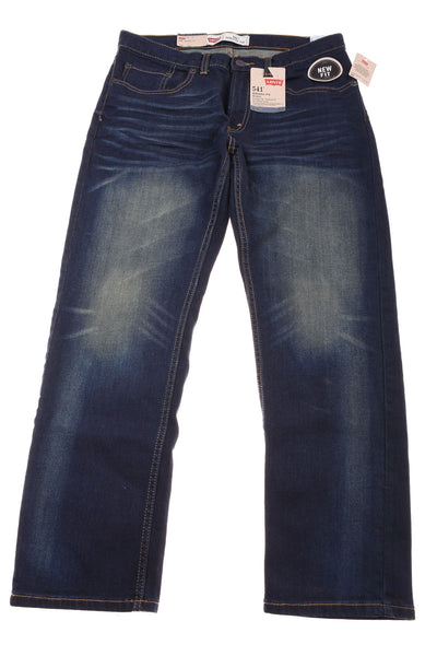NEW Levi's Boy's Jeans 16 Regular Blue