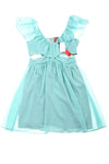 NEW 5/48 Women's Dress X-Small Mint Green