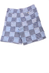 USED Andrew Fezza Men's Shorts 34 Blue