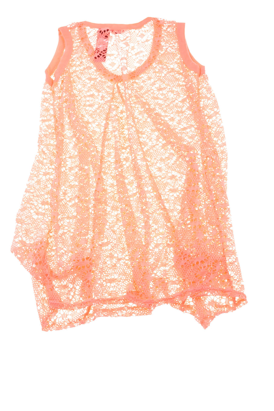 NEW Victoria Women's Cover Up Large/X-Large Orange