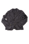 USED XXI Women's Jacket Small Black