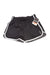 NEW Reebok Girl's Shorts Small Black & White