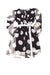 USED Soprano Girl's Dress Small Black & White