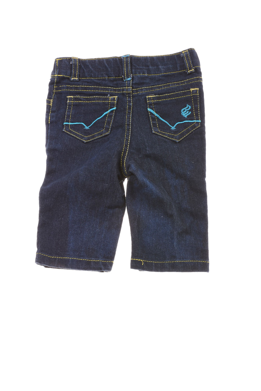 USED Rocawear Baby Girl's Pants 3-6 Months Blue