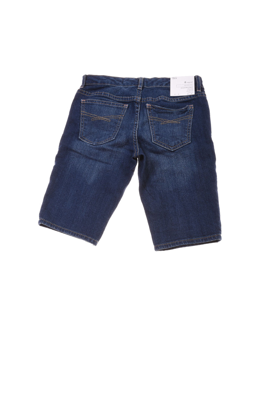 NEW Gap Kids Girl's Shorts 8 Regular Blue