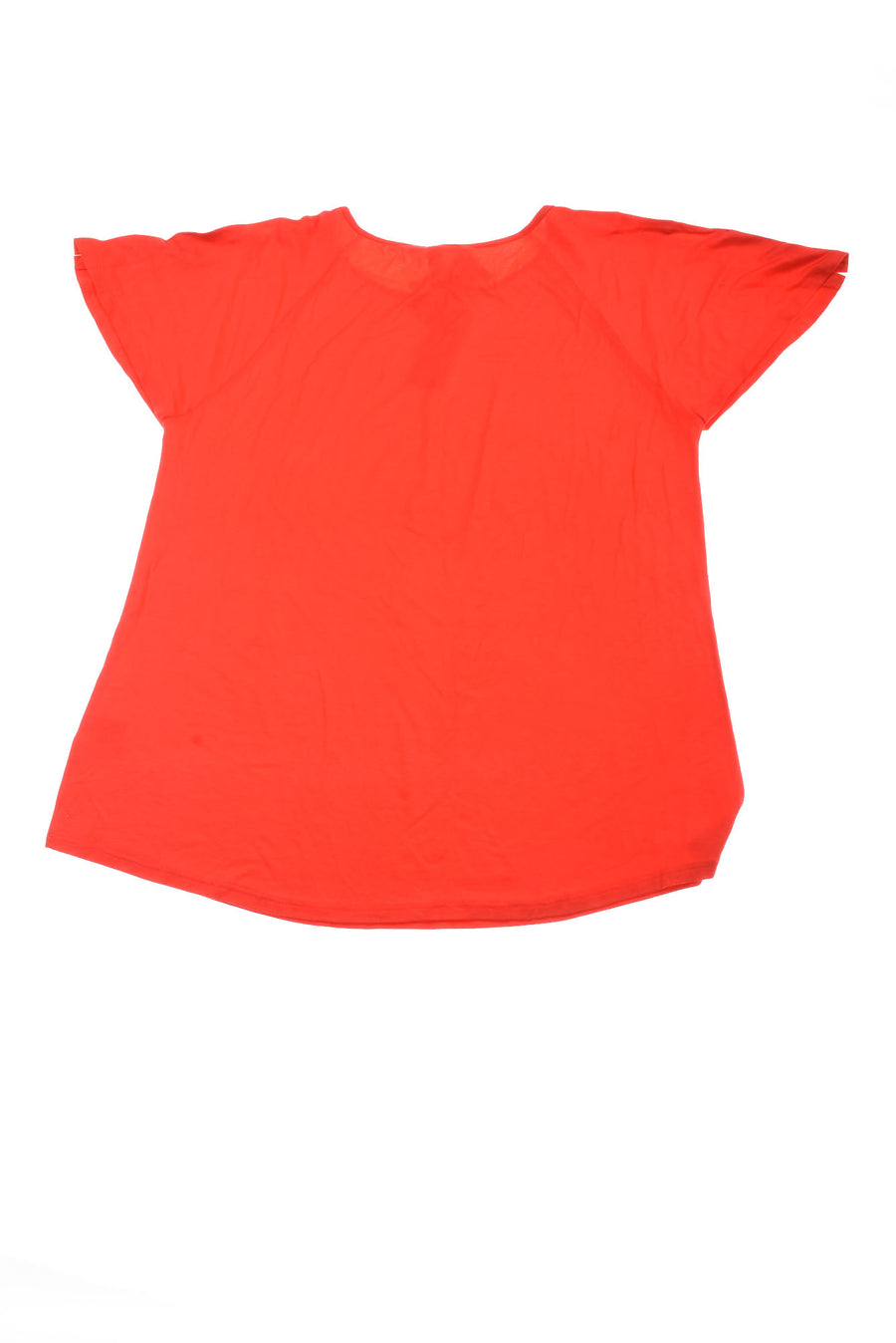 NEW Cable & Gauge Women's Top Large Red Pop