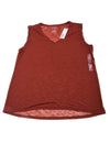 USED Sonoma Women's Top X-Large Brown