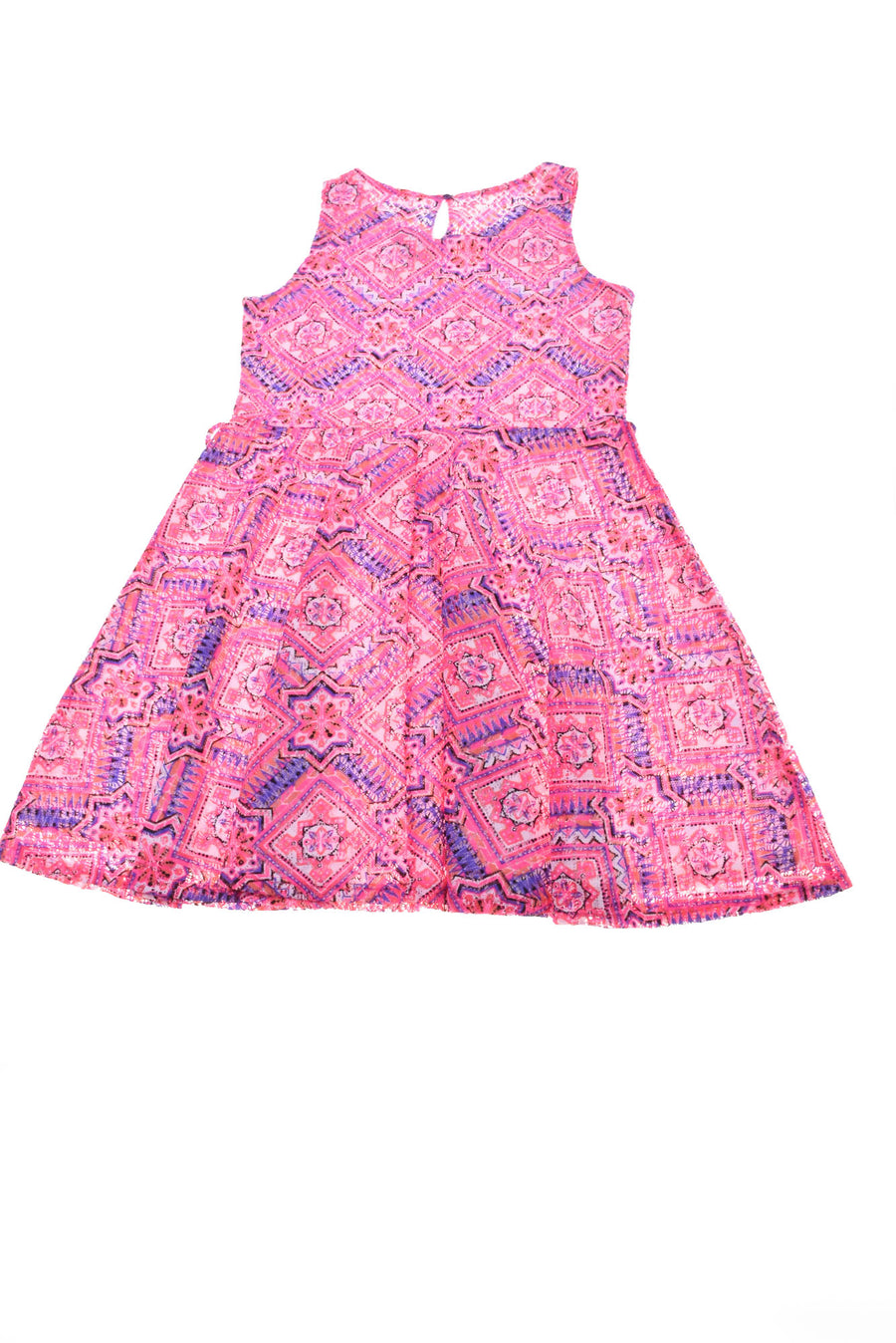 NEW Justice Girl's Dress 16 Pink