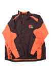 Men's Cleveland Brown's Jacket By Reebok