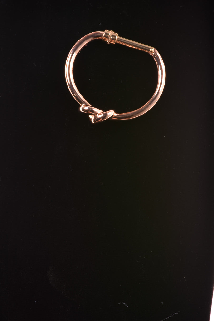 USED Abercrombie & Fitch Bracelet N/A Rose Gold Tone