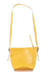 USED Coach Women's Handbag N/A Mustard Yellow