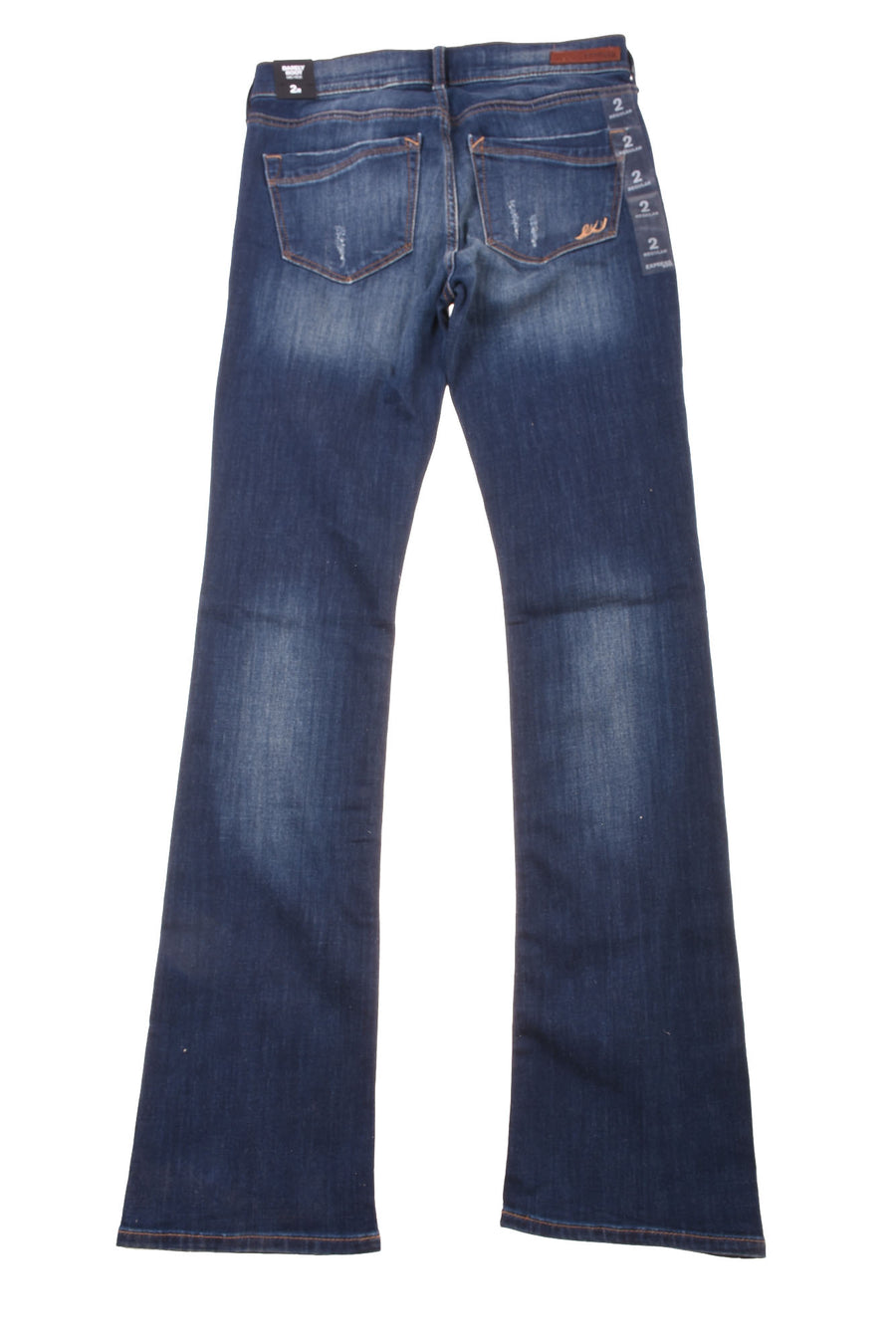 NEW Express Women's Jeans 2 Blue