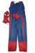 USED Disguise Men's Plus Costume XX-Large Red & Blue