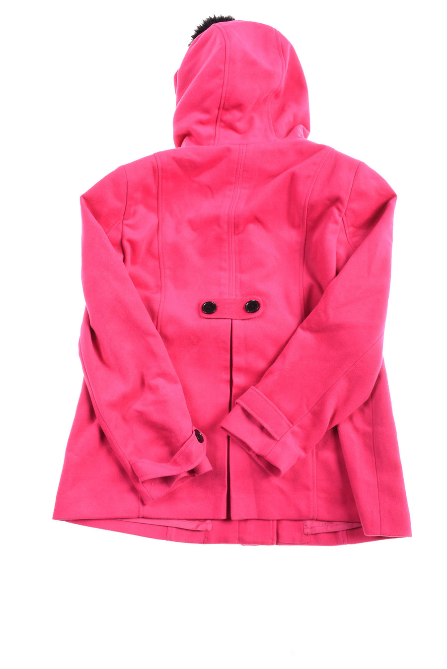 USED Anne Klein Women's Coat X-Large Pink