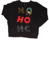 USED Forever 21 Women's Christmas Sweater Large Black