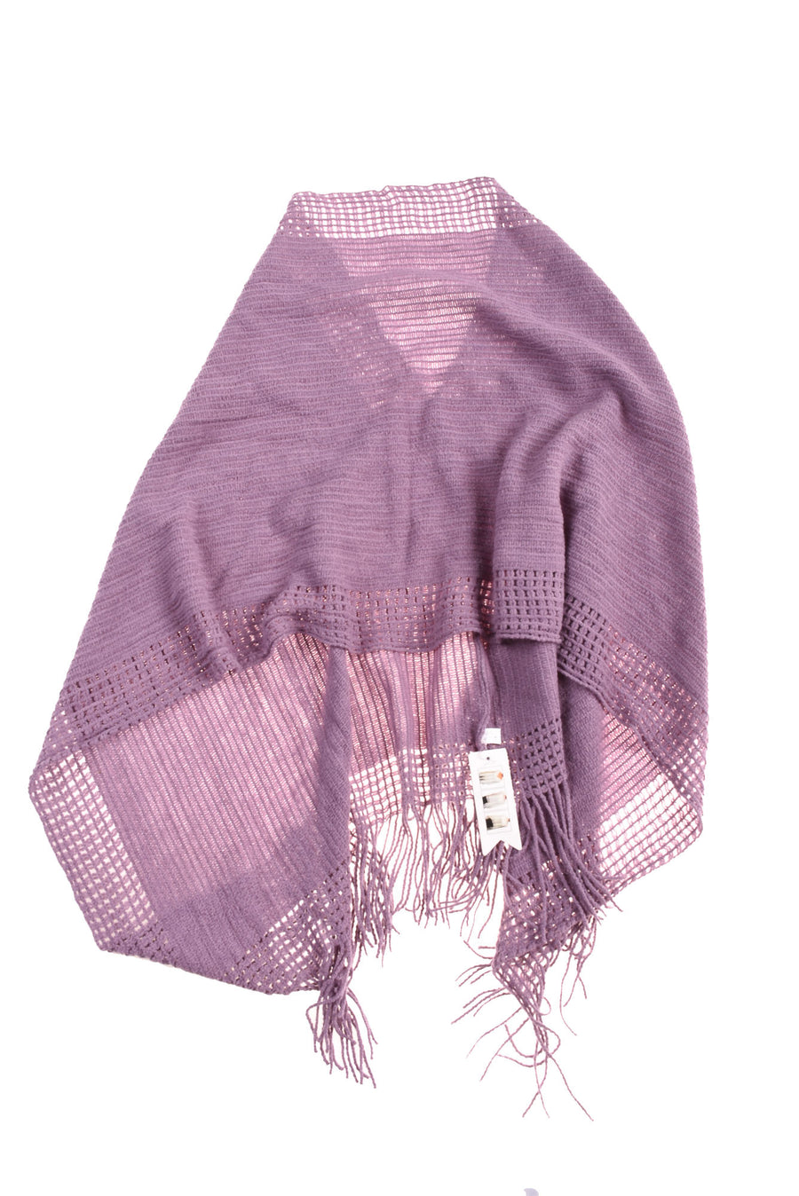 NEW Cruise Club Women's Poncho One Size Purple