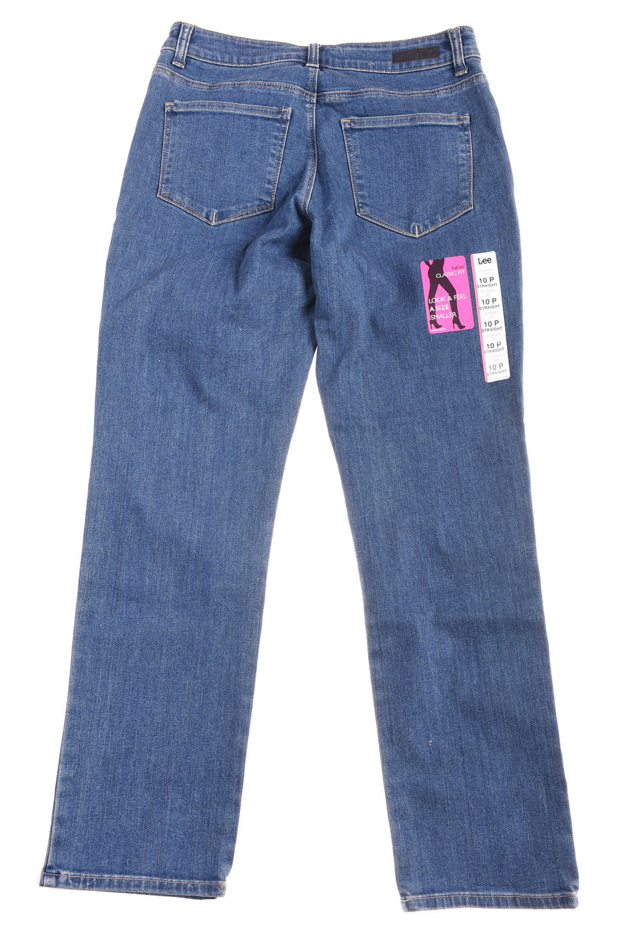 NEW Lee Women's Petite Jeans 10P Blue