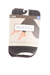 NEW Merona Women's Tights Medium Black