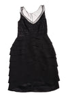 USED Xscape Women's Dress 8 Black