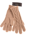 NEW Alfani Women's Gloves One Size Pecan